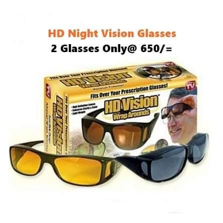 HD Night Vision Glass