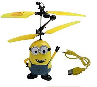 Rechargeable Hand Sensor Flying Minion