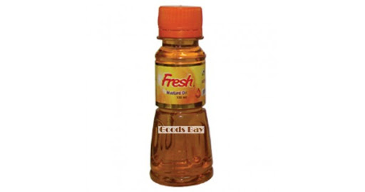 Fresh Mustard Oil 100ml