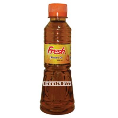 Fresh Mustard Oil(250ml)