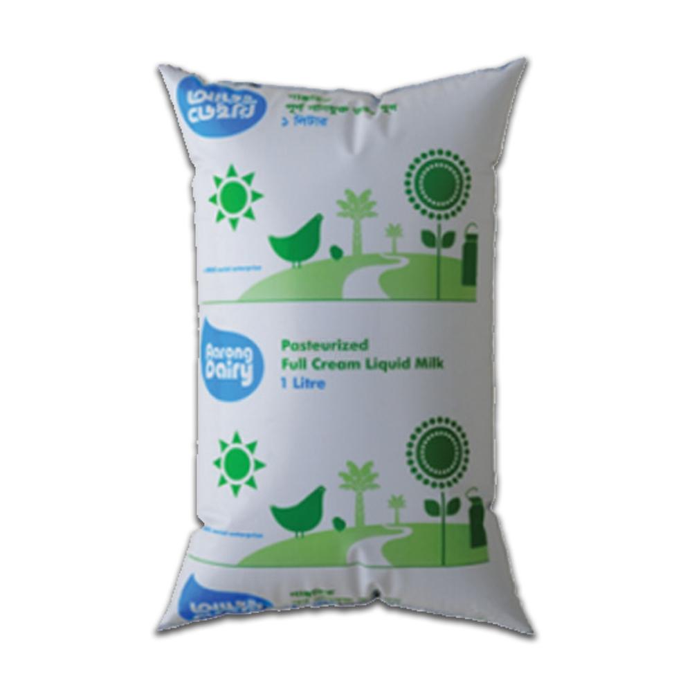 Aarong Dairy Full Cream Liquid Milk-1 Ltr