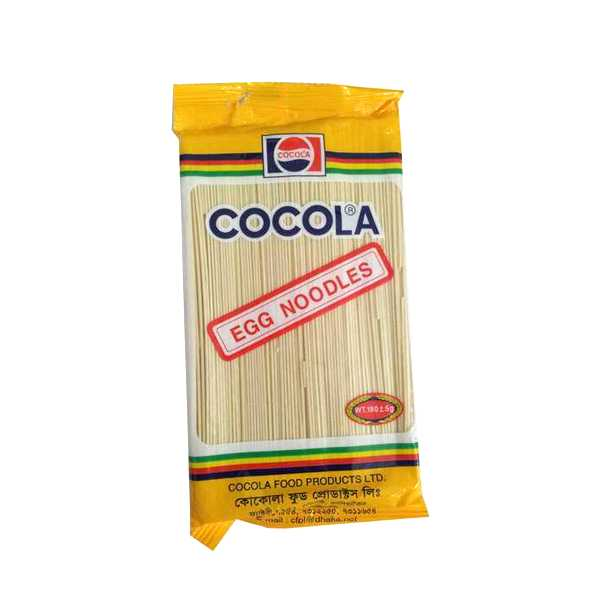 Cocola Egg Noodles-180gm