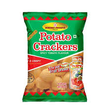 Bombay Sweets Potato Crackers 22 gm