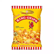 Bombay Sweets Ring Chips 22 gm