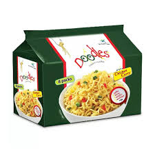 Doodles Curry Noodles 8pcs