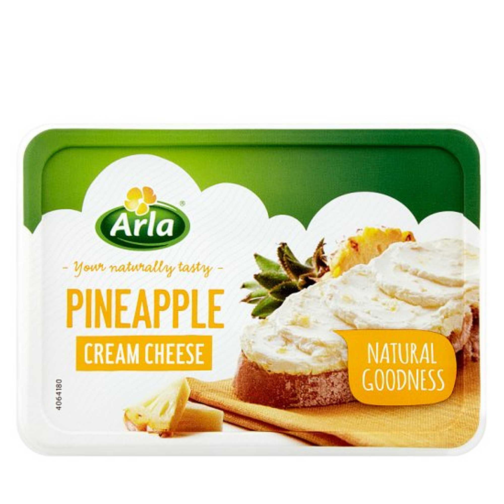 Arla Pineapple Cream Cheese 150gm