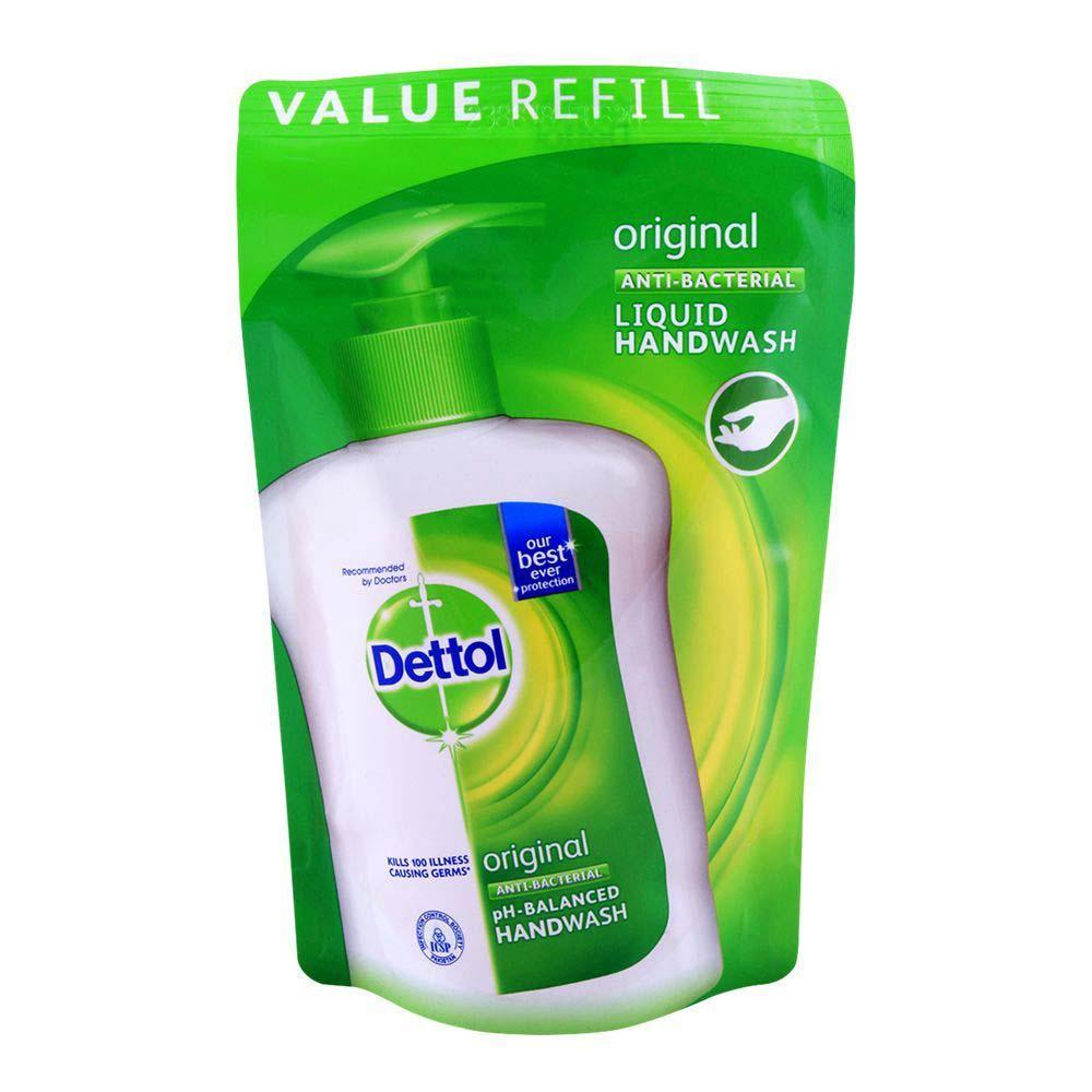 Dettol Original Liquid Hand Wash Refill-170ml