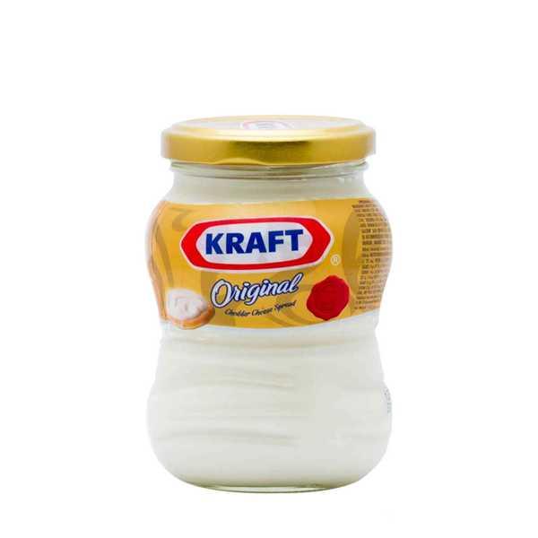 Kraft Original Cheddar Cheese Spread-230gm
