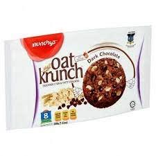 Munchy's Oat Krunch Dark Chocolate 208 gm