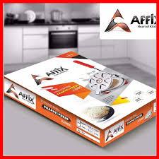 Affix Stainless Steel Chapati (Roti Maker) Press Jumbo – Red