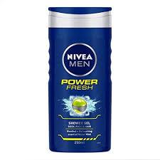Nivea Men Shower Gel Power Refresh 250 ml