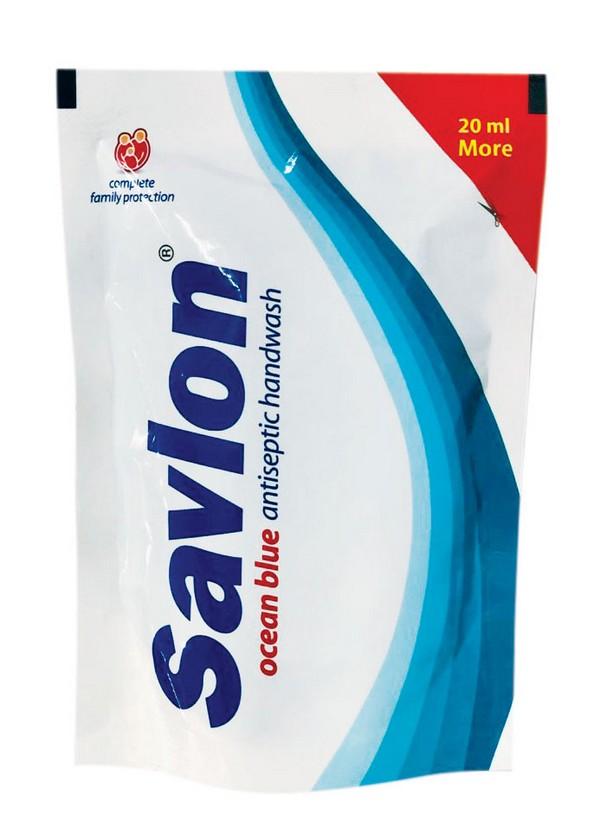 ACI Savlon Ocean Blue Antiseptic Handwash Refill-20ml