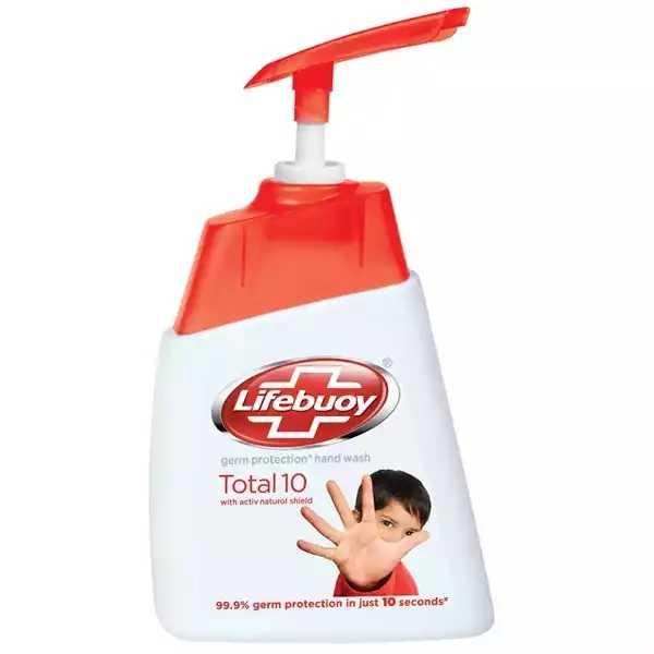 Lifebuoy Handwash Total Pump-200ml